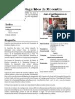 Juan Ángel Magariños de Morentín - Wikipedia, La Enciclopedia Libre