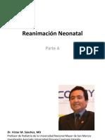 Reanimación Neonatal - Parte A
