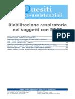 Riabilitazione Respiratoria Nei Soggetti Con BPCO