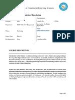 Digital Marketing FSM