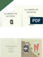 La rebelion de las letras.pdf