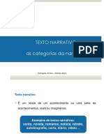 Texto Narrativo - Cat.narrativa (Blog9 15-16)