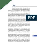 Editorial, Quaest.disput, Vol 9, No. 18