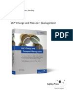 Sappress Sap Change and Transport Management 3.