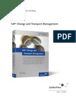 Sappress Sap Change and Transport Management 3.