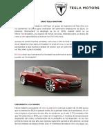 Caso Tesla Motors