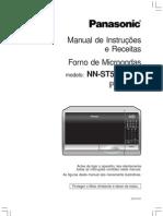 Manual Micro on Das NN-ST568W