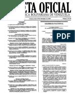 Ley de Consejos Comunales Vigenete 39.335