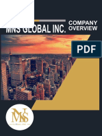 MNS Global Inc. Profile (US)