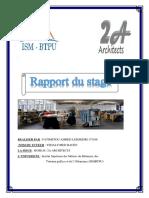 Rapport de Stage 173186