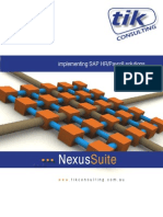 _TIK Consulting Nexus Suite Brochure