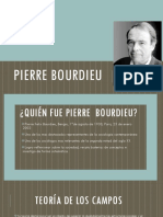 Pierre Bordieu