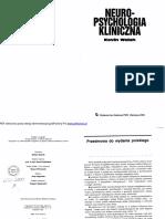 Neuropsychologia Kliniczna (K_ Walsh)