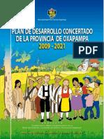 Plan de Desarrollo Concertado de La Provincia de Oxapampa