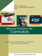 Manual Contratos