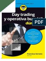 Day trading y operativa bursátil para Dummies - Francisca Serrano.pdf