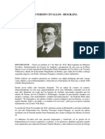 Pedro Fermin Cevallos