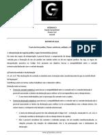 Roteiro de Aula - Aula 08 - Teoria Do Fato Juridico (Salvo Automaticamente)