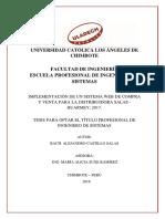 Compra Distribuidora Castillo Salas Alejandro Martin