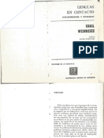 Weinreich - Lenguas en contacto.pdf