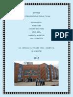 RECORRIDO CENTRO COMERCIAL