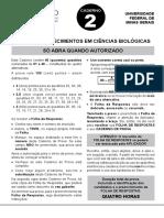 Profbio Caderno 2 2018