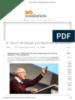 """El """"All-In"""" de Atiyah a La Hipótesis de Riemann _ Gaussianos"""