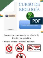 BIOLOGIA 1ra Clase