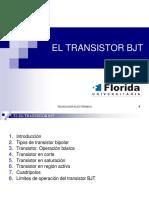 Transistor Bjt Polarizaciones