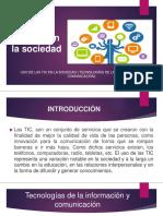 Uso de Las TIC en Sociedad