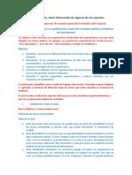 EJEMPLO DE ELABORACIÓN DEL REPORTE