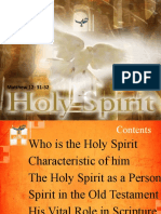 RT Holy Spirit Part 1