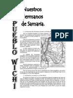 El Pueblo Wichí-nuestros Hermanos de Samaria _3