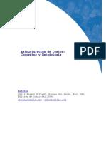 Estructuracion Costos Conceptos Metodologia