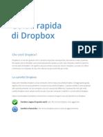 guida rapida di dropbox.pdf