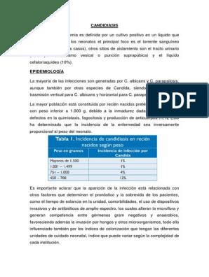 candidiasis del pezon pdf