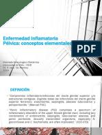 Proceso Inflamatorio Pélvico - Abelino Jara 2018