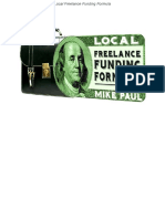 Local Freelance Funding Formula