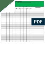 checklist template lesson 2