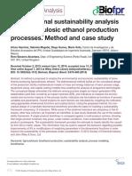 Ethanol de Lignocelulosicos (1)