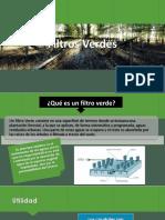 Filtros Verdes Ppt