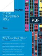 5 Great Reasons to Choose Colored Rack PDUs
