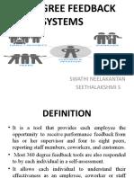 360 Degree Feedback Systems