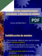 Solidificacion Imperfe PDF