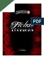 FÍCHAS TÉCNICAS POR TATUADORES
