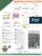Calendario Escolar CECyTE 2017-2018