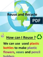 16.1 Let's recycle!