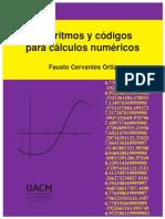 Algoritmos y códigos para cálculos numéricos.pdf