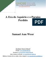 Samael Aun Weor - A Era de Aquário e o Paraíso Perdido