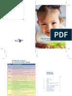 Guia de Salud Bucal Infantil Para Pediatras Imprenta